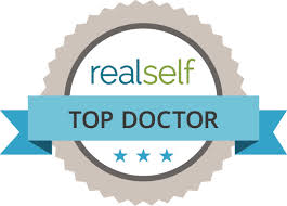 RealSelf Top Doctors Logo